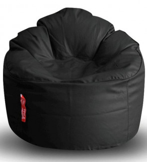 Modern Mooda Rocker XXXL Bean Bag with Beans in Tan Colour
