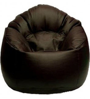 Abstract Design XL Bean Bag with Beans in Multicolour